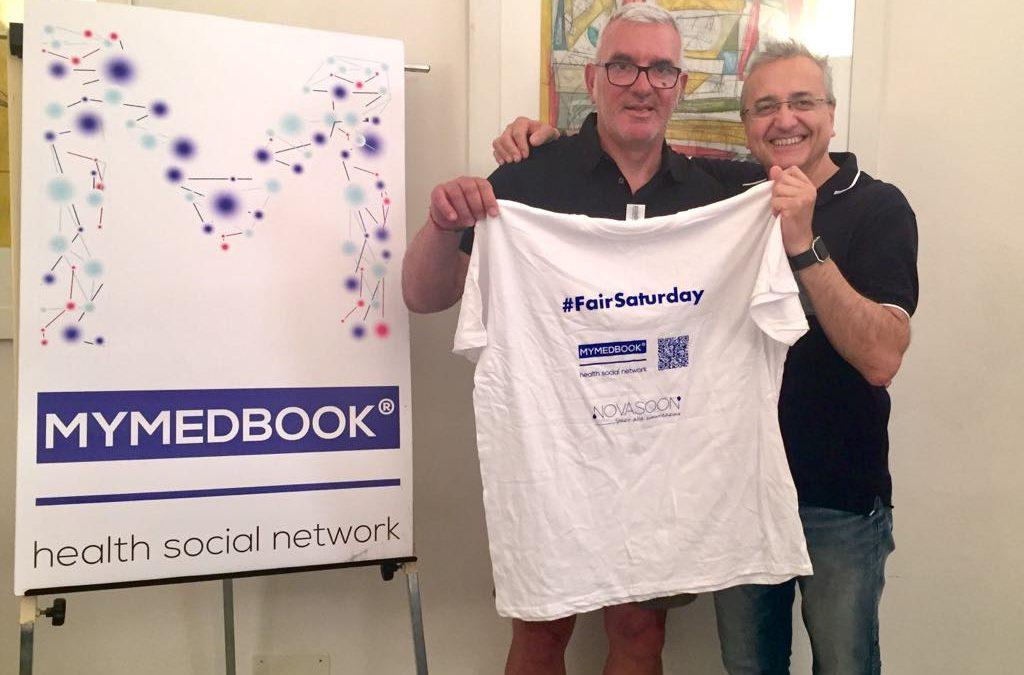 MyMedBook sponsor di Sandro Paffi